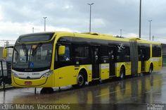Ônibus da empresa Viação Pioneira, carro 226033, carroceria Mascarello Granmetro Low Entry, chassi Mercedes-Benz O-500UA BlueTec 5. Foto na cidade de Águas Claras-DF por 2016/Mateus  Vasconcelos, publicada em 24/09/2016 17:12:38.