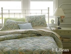 Blooming Circles Quilt: Quilts | Free Shipping at L.L.Bean ... : llbean quilts - Adamdwight.com