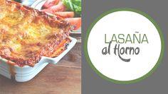 LASAÑA | Chef Oropeza