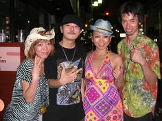 Likkle Mai & RUEED & Keyco & The K - 日酒麻夏vol.7
