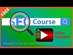 How to SEO Tutorials, Search Engine Optimization Training Course, Google Analytics, Webmaster Tools Search Console, Google AdWords, WordPress Training RankYa...