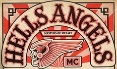 the mother club ...   hells angels