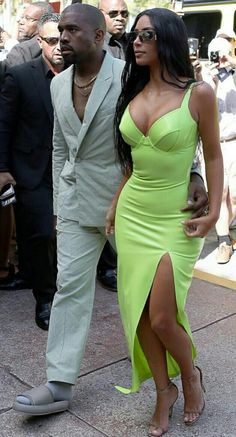Kardashian Family, Kardashian Style, Kardashian Jenner, Celebrity Outfits, Celebrity Style, Kim And Kanye, Kim K Style, Fashion Couple, Hollywood
