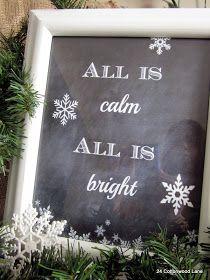 24 Cottonwood Lane: Christmas Printables (and free backgrounds)