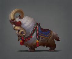 Mount Yak by any-s-kill