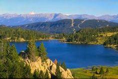 """Résultat de recherche d'images pour """"lac bouillouses"""""""