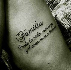 tattoos about family quote - tattoos about family . tattoos about family for men . tattoos about family parents . tattoos about family symbols . tattoos about family quote . tattoos about family small . tattoos about family ideas Good Family Tattoo, Family Tattoos, Couple Tattoos, Tattoos For Guys, Neue Tattoos, Body Art Tattoos, Small Tattoos, Sleeve Tattoos, Tatoos