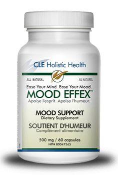 CLE Holistic Health Mood Effex - Mood Support
