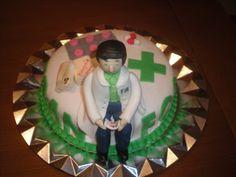 Tarta de cumpleaños para un estudiante de FIR!! Felicidadeees!!