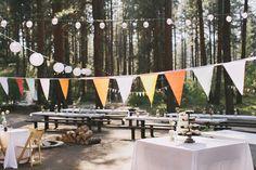 Forest Campground Wedding – Emily   Scott