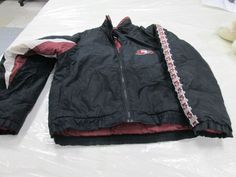 NFL San Francisco 49ers Jacket by Phenom - Game Day, Men's medium #Phenom #SanFrancisco49ers