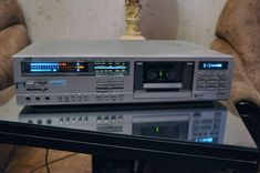 sony 1981 3 system trinitron | Кассетная дека JVC DD-9
