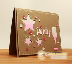 Ilina Crouse Party Card