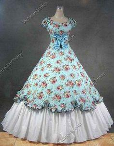 Civil war dress ❤❤❤