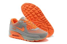 cheaper 9db12 bb494 Find Latest Womens Nike Air Max 90 KPU Grey Orange Shoesle online or in  Nikelebron. Shop Top Brands and the latest styles Latest Womens Nike Air Max  90 KPU ...