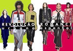 Duas macrotendências da semana de moda de Nova York