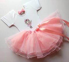 Kit - Bailarina 1 a 8 anos