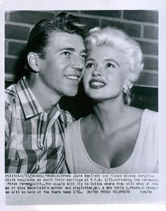 1000+ images about Jayne Mansfield on Pinterest | Jayne ...