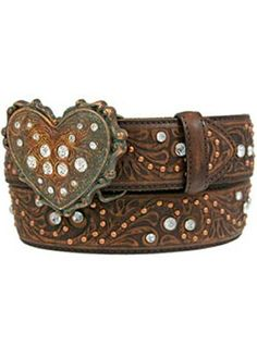 Vintage Heart Belt  - Style   C20508. I have this  belt, the picture doesn't do it justice!  I love it and always get compliments when I wear it