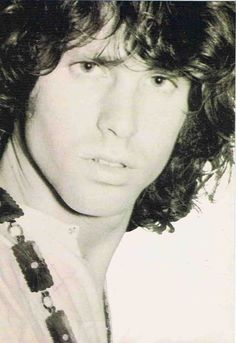 Jim Morrison. Love him.
