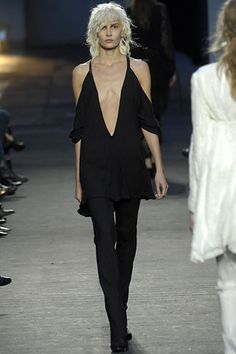 Ann Demeulemeester | Spring 2007 Ready-to-Wear