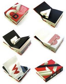 Bits and bobs: Pop up Books 2