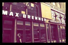 Max Brenner- Willy Wonka está vivo