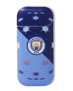 IQOS Skin Design Film for 2.4/2.4Plus - Manchester City FC