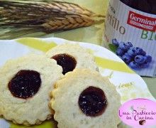 Occhi di Bue Biscotti Ricetta