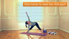 107. Hatha Yoga - Energía | Esta práctica de yoga es ideal para comenzar el día con energía ya que nutre y llena todo nuestro cuerpo para estar activos durante todo el día. Namaste