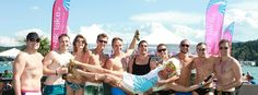 2017 Pink Lake International LGBT Festival - The PINK LAKE FESTIVAL at Lake Wörthersee is the annual meeting place for the LGBTQ community. Pink Lake, Annual Meeting, Meeting Place, Gay Pride, Transgender, Lgbt, Lesbian, Challenges, Community