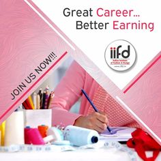 Join us for creative career.  Admission open. Limited Seats Available. For #Admission_Process Call @+91-9041766699 OR Visit @ www.iifd.in/  #iifd #best #fashion #designing #institute #chandigarh #mohali #punjab #design #admission #india #fashioncourse  #himachal #InteriorDesigning #msc #creative #haryana #textiledesigning