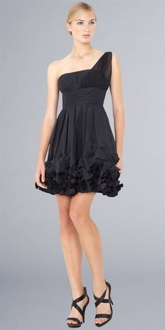 Cool Black dress for party 2018-2019
