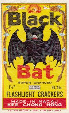 Dangerous Minds | KA-BOOM! Great collection of vintage firecracker labels