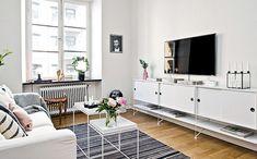 24 Ideas for home living room modern salons Living Furniture, Living Room Furniture Arrangement, Home And Living, Luxury Living Room, Living Room Designs, Home Living Room, Modern Room, Apartment Living Room, Room Design