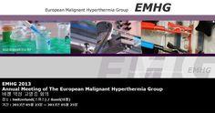 EMHG 2013 Annual Meeting of The European Malignant Hyperthermia Group 바젤 악성 고열증 회의