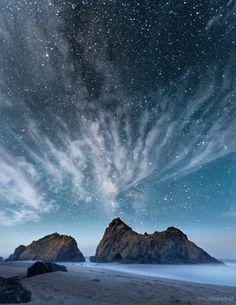 Big Sur Stargate by rootswalker