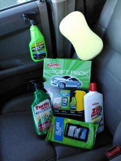 Turtle Wax  Complete Car Care Gift Set