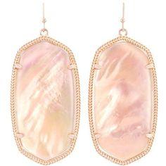 Kendra Scott Danielle Earrings (3.945 RUB) ❤ liked on Polyvore featuring jewelry, earrings, peach illusion, kendra scott, earrings jewelry, kendra scott earrings and kendra scott jewelry