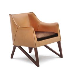 The Mobius Armchair model from Giorgetti