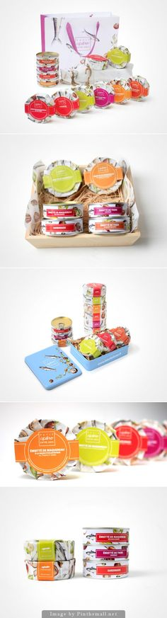 La Belle Iloise - fish packaging