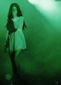 Lana Del Rey #live #performance