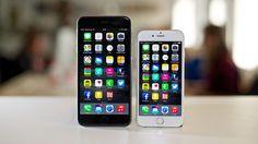 IPHONE 6 UND 6 PLUS Die neuen Smartphones von Apple im BILD-Test Wie gut sind die großen Touchscreens, was leistet die überarbeitete iPhone-Kamera – und hält der Akku endlich länger?