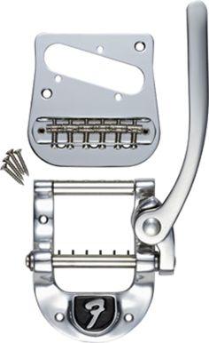 Bigsby B5 Fender Telecaster Vibrato Kit | Bridge Assemblies & Components Guitar & Bass Parts | Fender®