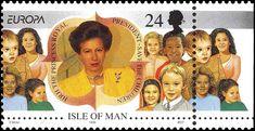 Isle of Man - Europa 1996