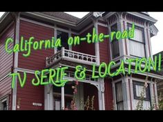 California on-the-road: TV series & Location!