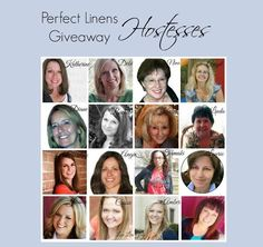 Sew Crafty Angel: Perfect Linens Giveaway