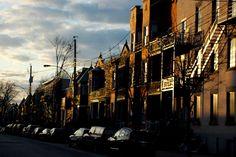 Mile End, Montreal © Luba Markovskaia