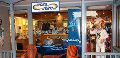 Whalers Village Store Best T-shirt souvenir shop: Crazy Shirts