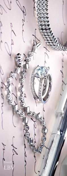 Tiffany and Co ♥✤A Love Story